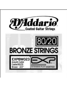 Coarda Violoncel D'Addario EXPBW023 80/20 .023