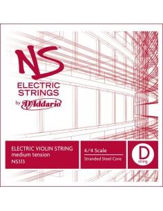 Corzi Vioara Electrica D'ADDARIO NS Electric E NS313