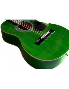 Chitara Acustica Hora Standard M 1/2 Verde