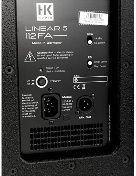 Boxa Activa HK Audio L5 112 FA Linear 5