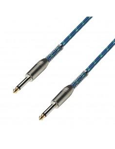Cablu Instrument Vintage - Jack Jack (6.3) Mono 6m