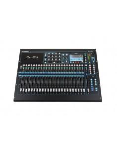 Mixer Digital Allen & Heath Qu-24 Chrome Edition