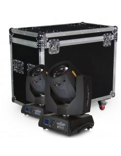 Moving Head Flash FL-330 BEAM 15R + Case