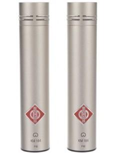 Neumann KM184 Stereo Set. Microfoane cu diafrgma mica