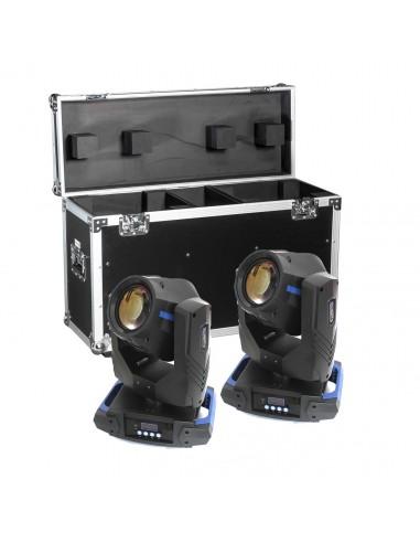 XLights Professional Chroma Hybrid 2R + Case transport