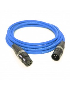Cablu XLR-XLR 5m Sommer Cable BLUE