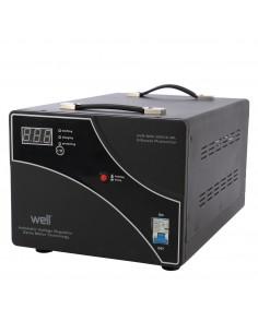 Stabilizator de tensiune Well AVR-SRV-10KVA-WL, 10KVA / 6000W