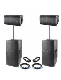 DAS Audio Vantec 218A - 20A Package