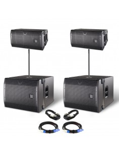 DAS Audio Vantec 118A - 20A Package