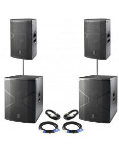 DAS Audio Vantec 18A - 12A Package