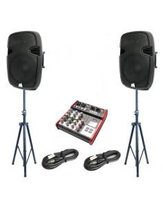 MI-Sound EL15A + DSE Z4u...