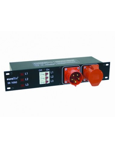 Distribuitor 380V Eurolite SB-1050 CEE