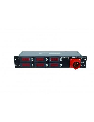 Distribuitor 380V,16A Eurolite SBM-16