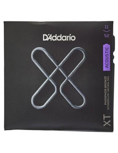 Daddario XTAPB1152 Custom Light
