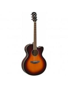 Yamaha CPX 600 Old Violin...