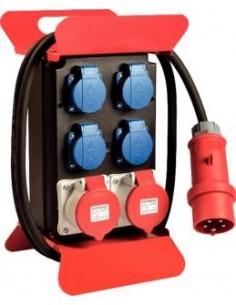 Distribuitor de Tensiune - Stromverteiler 400 V