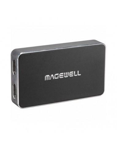 Placa de captura Magewell USB Capture...