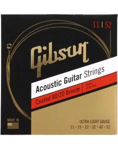 Gibson Coated 80/20 Bronze...