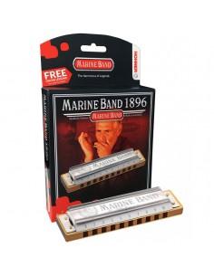 Hohner Marine Band 1896 - G