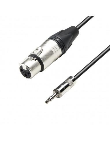 Cablu Jack 3.5mm - XLR mama Adam Hall...