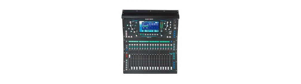 Echipamente profesionale de sunet,Mixere Profesionale Digitale