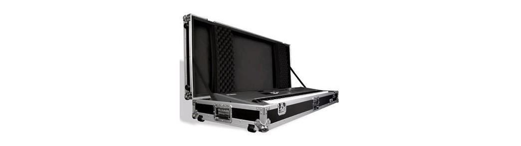 eXpert Music Suceava,case-uri profesionale pentru clape si accesorii