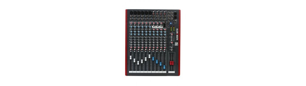 Magazinul Muzica Suceava - Expert Music - Echipamente de sunet - Mixere Pasive